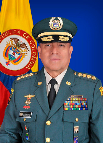 GENERAL COMMANDER OF THE COLOMBIAN MILITARY FORCES